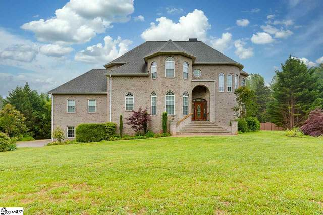 8 Mandarin Circle, Taylors, SC 29687 (#1419082) :: The Toates Team