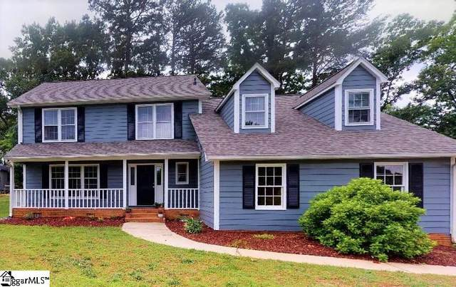 807 Shoresbrook Drive, Spartanburg, SC 29301 (#1419089) :: The Robby Brady Team