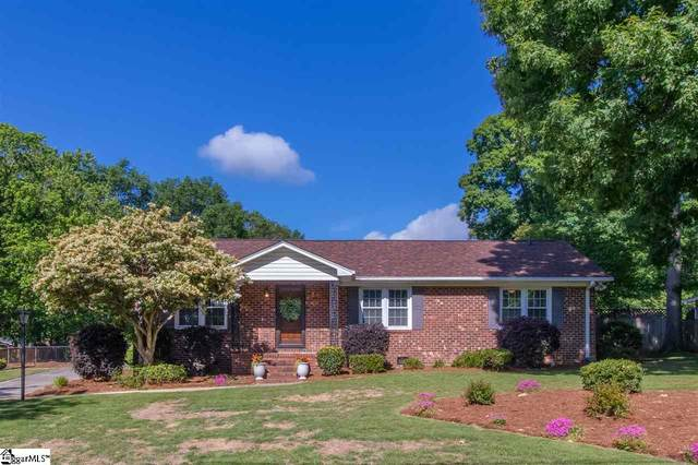 18 Thames Drive, Taylors, SC 29687 (#1419112) :: The Haro Group of Keller Williams