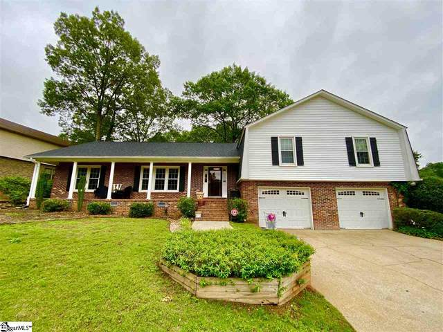 108 Sugar Cane Court, Greer, SC 29650 (#1419134) :: Coldwell Banker Caine