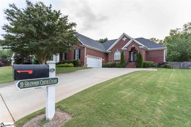 10 Shannon Creek Court, Greenville, SC 29615 (MLS #1419145) :: Resource Realty Group