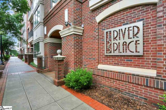 155 Riverplace Street Unit #104, Greenville, SC 29601 (#1419151) :: Coldwell Banker Caine
