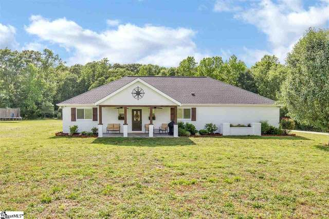 610 Oak Hill Road, Honea Path, SC 29654 (#1419154) :: The Toates Team