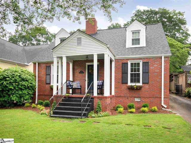 15 Ottaway Drive, Greenville, SC 29605 (#1419162) :: Parker Group
