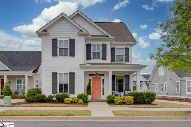 206 Cheddington Drive, Greenville, SC 29607 (#1419167) :: Coldwell Banker Caine