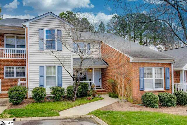 40 Wood Pointe Drive #51, Greenville, SC 29615 (#1419176) :: Coldwell Banker Caine