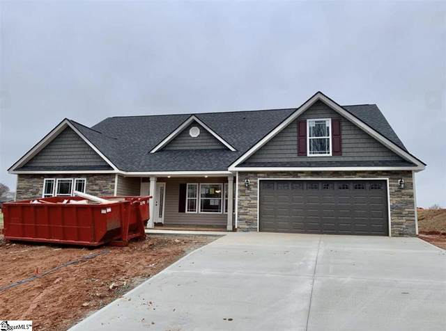 1410 Satterfield Road Lot 8, Greer, SC 29651 (#1419197) :: The Toates Team