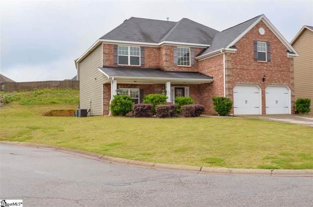 420 Springlakes Estates Drive, Lyman, SC 29365 (#1419220) :: Coldwell Banker Caine