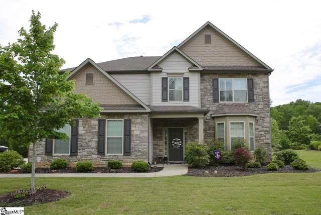 160 Carolina Oaks Drive, Fountain Inn, SC 29644 (#1419233) :: J. Michael Manley Team