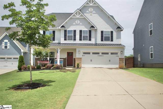 320 Carrollton Court, Greer, SC 29650 (#1419238) :: J. Michael Manley Team