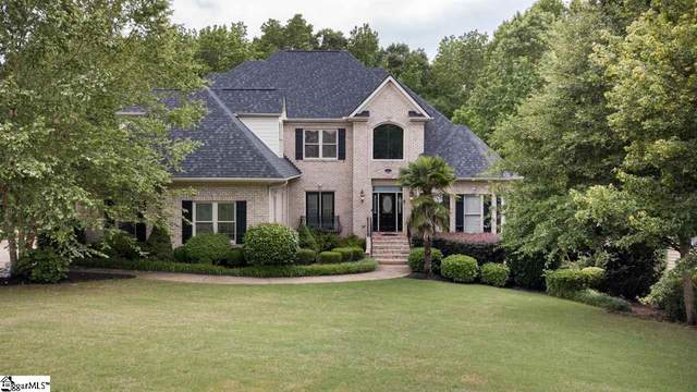 15 Griffith Creek Drive, Greer, SC 29651 (#1419250) :: Hamilton & Co. of Keller Williams Greenville Upstate