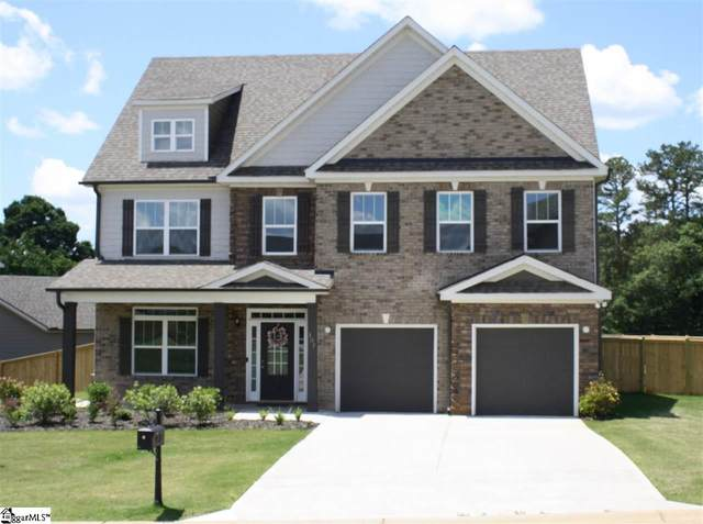 107 Wild Hickory Circle, Easley, SC 29642 (#1419253) :: The Toates Team