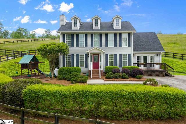 47 Boswell Circle, Travelers Rest, SC 29690 (#1419258) :: J. Michael Manley Team