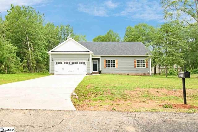 5014 Bragg Road, Woodruff, SC 29388 (#1419261) :: The Toates Team