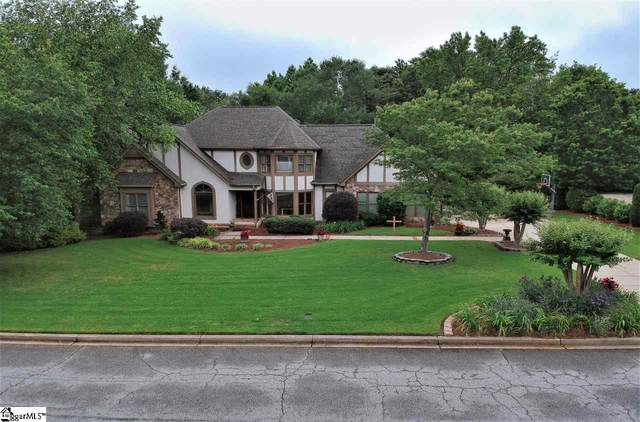 121 Hunters Run, Greenville, SC 29615 (#1419263) :: The Haro Group of Keller Williams