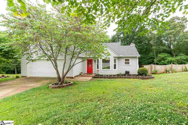 8 Little Leaf Court, Simpsonville, SC 29680 (#1419264) :: J. Michael Manley Team