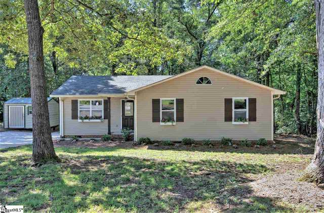 216 Barry Drive, Greer, SC 29650 (#1419274) :: J. Michael Manley Team
