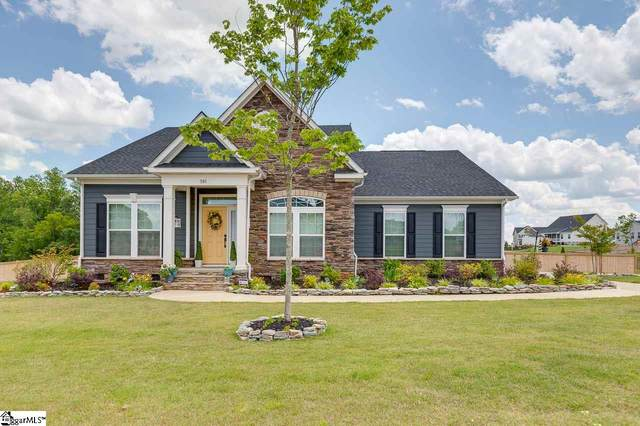 501 Mason Della Court, Greer, SC 29651 (#1419288) :: The Toates Team
