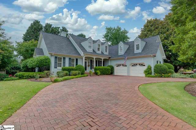 252 Woods Road, Greer, SC 29650 (#1419300) :: J. Michael Manley Team