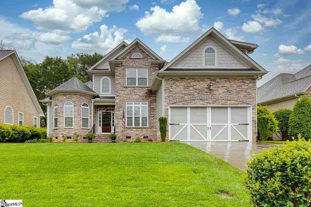 102 Placid Forest Court, Simpsonville, SC 29681 (#1419314) :: Hamilton & Co. of Keller Williams Greenville Upstate