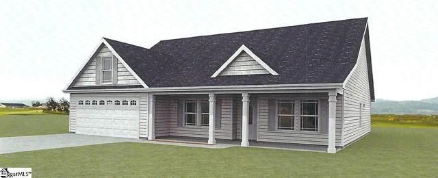 100 Highlands Drive, Belton, SC 29627 (#1419350) :: Hamilton & Co. of Keller Williams Greenville Upstate