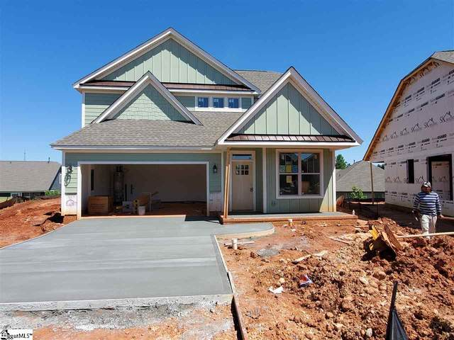 140 Shumard Lane Lot 33, Taylors, SC 29687 (#1419352) :: The Haro Group of Keller Williams