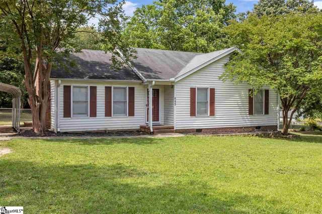 645 W Gap Creek Road, Greer, SC 29651 (#1419376) :: Hamilton & Co. of Keller Williams Greenville Upstate