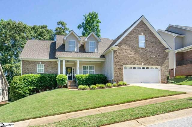 382 Merrivale Lane, Spartanburg, SC 29301 (#1419379) :: Hamilton & Co. of Keller Williams Greenville Upstate