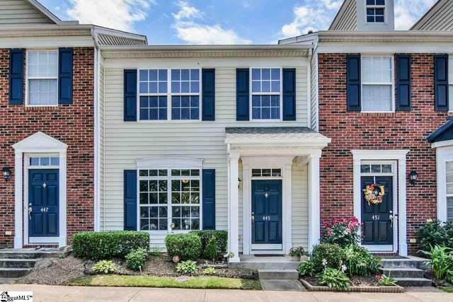 449 Twist Circle, Mauldin, SC 29662 (MLS #1419400) :: Resource Realty Group
