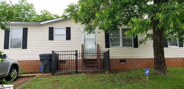 102 Riverbreeze Road, Greenville, SC 29611 (#1419403) :: J. Michael Manley Team