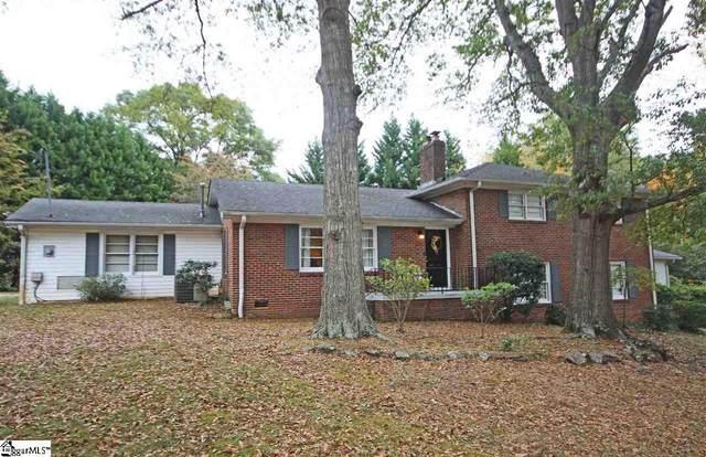 11 Lake Fairfield Drive, Greenville, SC 29615 (#1419413) :: Hamilton & Co. of Keller Williams Greenville Upstate