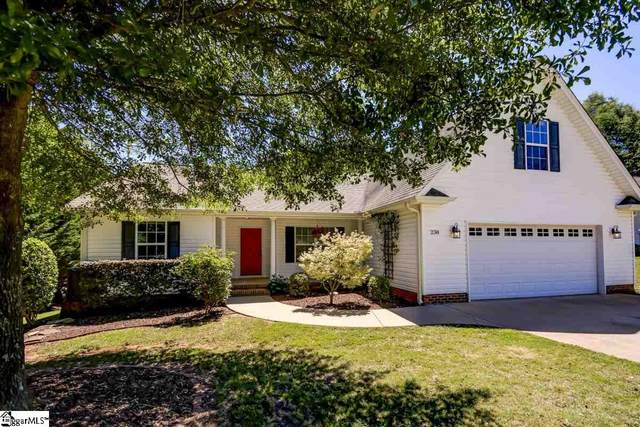 238 Bethany Court, Inman, SC 29349 (MLS #1419418) :: Prime Realty