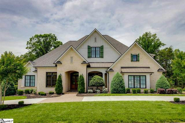 201 Privello Place, Simpsonville, SC 29681 (#1419419) :: Hamilton & Co. of Keller Williams Greenville Upstate