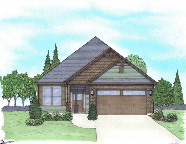 48 Tannery Drive Lot 82, Greer, SC 29651 (#1419433) :: Coldwell Banker Caine