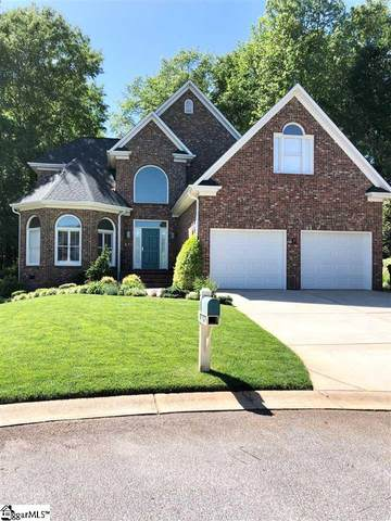 6 Kennesaw Way, Greer, SC 29650 (#1419443) :: Coldwell Banker Caine