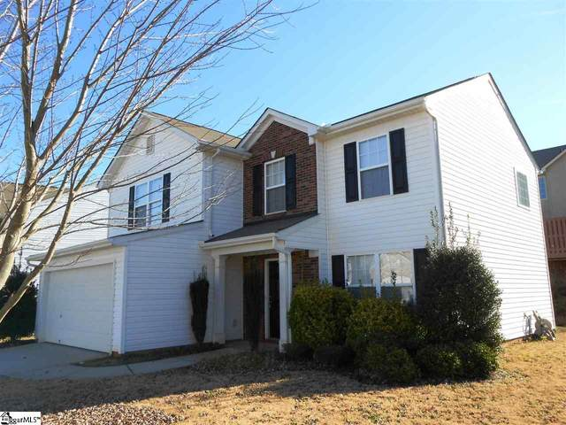 300 Chartwell Drive, Greer, SC 29650 (#1419460) :: Coldwell Banker Caine