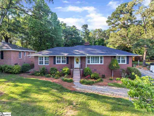 134 Broughton Drive, Greenville, SC 29609 (#1419503) :: The Toates Team