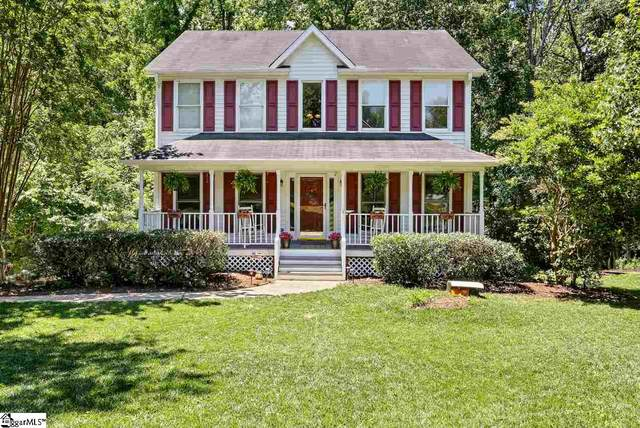407 Foxhound Road, Simpsonville, SC 29680 (#1419510) :: The Haro Group of Keller Williams
