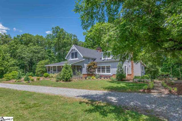 1454 Ar Thompson Road, Mill Spring, NC 28756 (#1419516) :: Coldwell Banker Caine