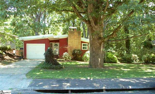 103 Wilshire Drive, Greenville, SC 29609 (#1419571) :: Hamilton & Co. of Keller Williams Greenville Upstate