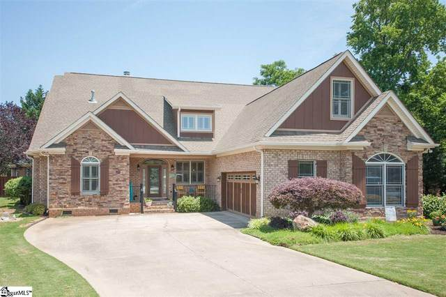 304 Asheton Lakes Way, Simpsonville, SC 29681 (#1419586) :: Hamilton & Co. of Keller Williams Greenville Upstate