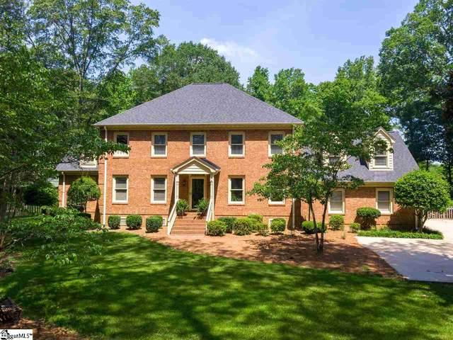 117 Williamsburg Drive, Spartanburg, SC 29302 (#1419628) :: Hamilton & Co. of Keller Williams Greenville Upstate