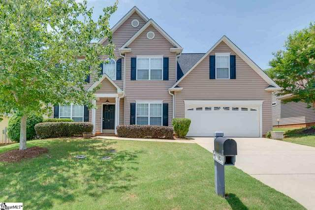 9 Montreat Lane, Simpsonville, SC 29681 (#1419631) :: Coldwell Banker Caine