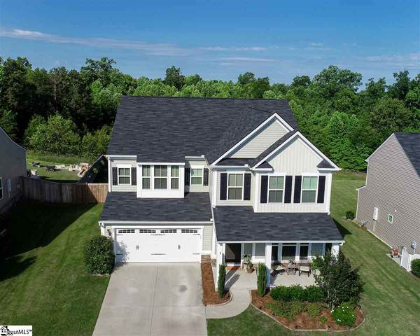 27 Barlow Court, Simpsonville, SC 29681 (#1419635) :: The Toates Team