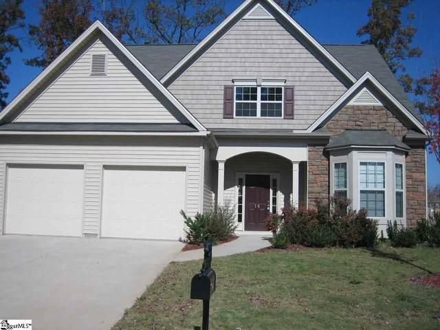 16 Phaeton Avenue, Simpsonville, SC 29680 (#1419657) :: Hamilton & Co. of Keller Williams Greenville Upstate