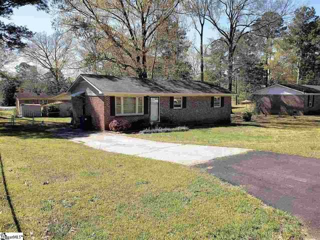 108 Squirrel Tree Road, Greenwood, SC 29646 (#1419660) :: Hamilton & Co. of Keller Williams Greenville Upstate