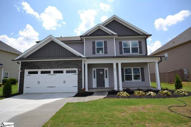 14 Stonebury Drive, Simpsonville, SC 29680 (#1419662) :: Coldwell Banker Caine