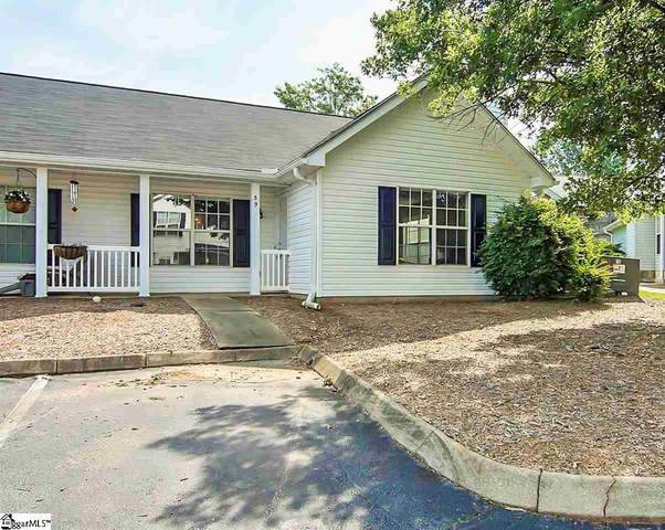 39 Hayfield Lane, Greer, SC 29650 (#1419665) :: Coldwell Banker Caine