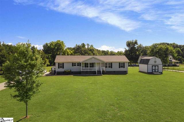 484 Bill Pearson Road, Woodruff, SC 29388 (#1419709) :: Hamilton & Co. of Keller Williams Greenville Upstate