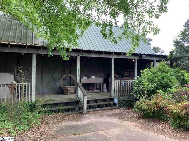 4100 Old Greenville Highway, Central, SC 29630 (#1419727) :: Hamilton & Co. of Keller Williams Greenville Upstate